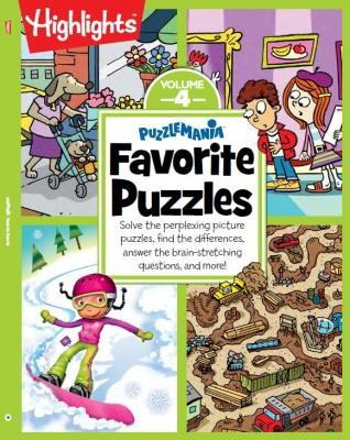 Favorite Puzzles cover
