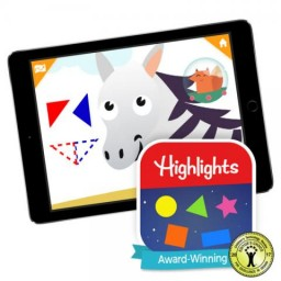 Highlights Shapes App